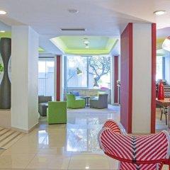Отель Aquamare Hotel Греция, Родос - отзывы, цены и фото номеров - забронировать отель Aquamare Hotel онлайн интерьер отеля фото 2
