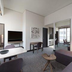 Отель Adina Apartment Hotel Nuremberg Германия, Нюрнберг - отзывы, цены и фото номеров - забронировать отель Adina Apartment Hotel Nuremberg онлайн комната для гостей фото 3
