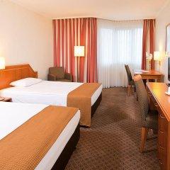 Leonardo Hotel Düsseldorf City Center 4* Стандартный номер с разными типами кроватей фото 5