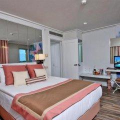 Delphin Diva Premiere Hotel Турция, Кунду - 8 отзывов об отеле, цены и фото номеров - забронировать отель Delphin Diva Premiere Hotel - All Inclusive онлайн комната для гостей фото 5
