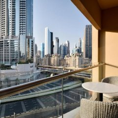 The Address, Dubai Mall Hotel балкон