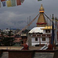 Отель Sabila Boutique Hotel Pvt. Ltd. Непал, Катманду - отзывы, цены и фото номеров - забронировать отель Sabila Boutique Hotel Pvt. Ltd. онлайн балкон