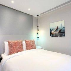 Отель Oakwood Studios Singapore Сингапур, Сингапур - отзывы, цены и фото номеров - забронировать отель Oakwood Studios Singapore онлайн комната для гостей фото 5