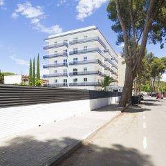 Отель Apartamentos Priorat парковка