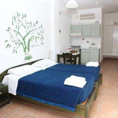 Отель Kirki Village комната для гостей фото 4