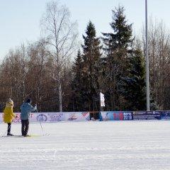 Hotel Kurgan Петрозаводск спортивное сооружение