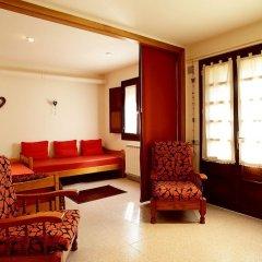 Отель El Porxo De Can Baixeres Монсени комната для гостей фото 4