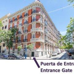 Отель A&Z Juan de Mena -Only Adults Испания, Мадрид - отзывы, цены и фото номеров - забронировать отель A&Z Juan de Mena -Only Adults онлайн городской автобус