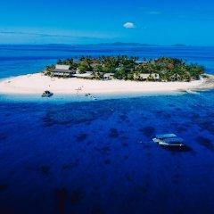 Отель Beachcomber Island Resort Фиджи, Остров Баунти - отзывы, цены и фото номеров - забронировать отель Beachcomber Island Resort онлайн пляж