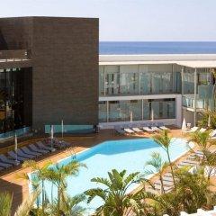 R2 Bahía Playa Design Hotel & Spa Wellness - Adults Only пляж фото 2