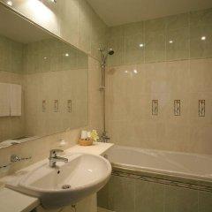 Отель Violeta Литва, Друскининкай - отзывы, цены и фото номеров - забронировать отель Violeta онлайн ванная
