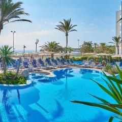 Отель Hipotels Hipocampo Playa бассейн