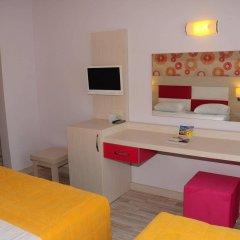 The Colours Side Hotel Турция, Сиде - отзывы, цены и фото номеров - забронировать отель The Colours Side Hotel онлайн комната для гостей фото 5