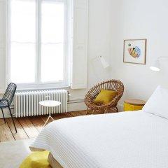 Отель des Galeries Бельгия, Брюссель - отзывы, цены и фото номеров - забронировать отель des Galeries онлайн комната для гостей фото 3