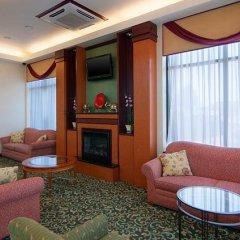 Отель Fairfield Inn by Marriott JFK Airport США, Нью-Йорк - отзывы, цены и фото номеров - забронировать отель Fairfield Inn by Marriott JFK Airport онлайн комната для гостей фото 5