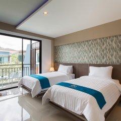 The Phu Beach Hotel 3* Улучшенный номер с различными типами кроватей