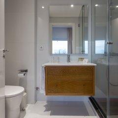 Отель Azores Villas Sun Villa Португалия, Понта-Делгада - отзывы, цены и фото номеров - забронировать отель Azores Villas Sun Villa онлайн ванная