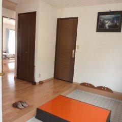 Отель sora-mame Якусима фитнесс-зал фото 2