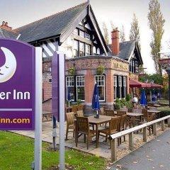 Отель Premier Inn Warrington North East питание