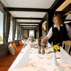 Ferien- und Reitsport Hotel Brunnenhof питание