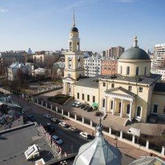 Апартаменты Arbat House Apartments on Bolshaya Nikitskaya
