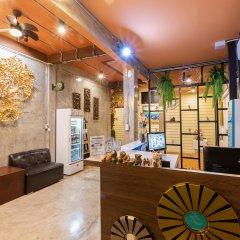 The Alley Hostel & Bistro комната для гостей