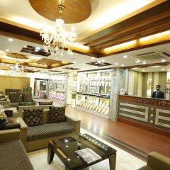 Отель Mahadev Hotel Непал, Катманду - отзывы, цены и фото номеров - забронировать отель Mahadev Hotel онлайн интерьер отеля фото 3