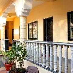 Отель Vagator House Гоа балкон