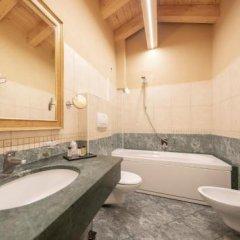 Hotel Dolomiti ванная фото 3