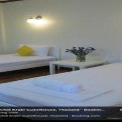 Отель Pro Chill Krabi Guesthouse Таиланд, Краби - отзывы, цены и фото номеров - забронировать отель Pro Chill Krabi Guesthouse онлайн сейф в номере