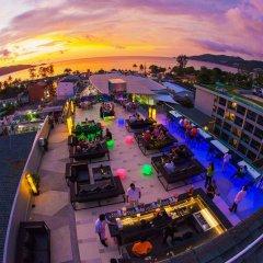 Отель The Kee Resort & Spa балкон