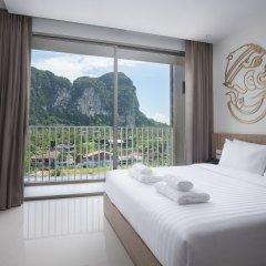 Отель Centra By Centara Phu Pano Resort Krabi Ао Нанг комната для гостей