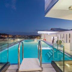 Отель Diana Hotel Греция, Закинф - отзывы, цены и фото номеров - забронировать отель Diana Hotel онлайн бассейн фото 2
