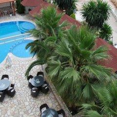 Отель Panorama Sarande Албания, Саранда - отзывы, цены и фото номеров - забронировать отель Panorama Sarande онлайн балкон