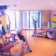 Hotel Beatriz Costa & Spa фитнесс-зал фото 2