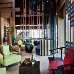 Отель Sabai Resort by MANATHAI Surin Таиланд, Камала Бич - отзывы, цены и фото номеров - забронировать отель Sabai Resort by MANATHAI Surin онлайн интерьер отеля фото 3