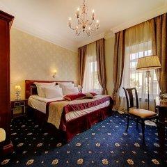 Бутик-отель Золотой Треугольник комната для гостей фото 20