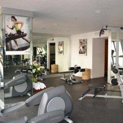 Отель Royal Reforma Мехико фитнесс-зал фото 3