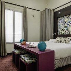 Отель Hôtel Courcelles Étoile комната для гостей фото 5