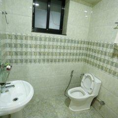 Отель Mahadev Hotel Непал, Катманду - отзывы, цены и фото номеров - забронировать отель Mahadev Hotel онлайн ванная