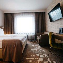 Отель Q Hotel Plus Wroclaw Польша, Вроцлав - 1 отзыв об отеле, цены и фото номеров - забронировать отель Q Hotel Plus Wroclaw онлайн комната для гостей