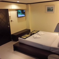 Krabi City Seaview Hotel комната для гостей