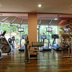 Отель Rodos Park Suites & Spa фитнесс-зал