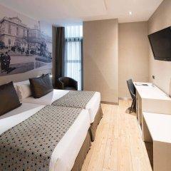 Отель Catalonia Born Барселона комната для гостей фото 3