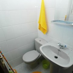 Апартаменты Apartment in Isla, Cantabria 102775 by MO Rentals ванная