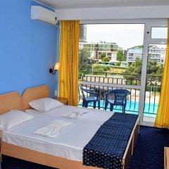 Отель Continental - Happy Land Hotel Болгария, Солнечный берег - отзывы, цены и фото номеров - забронировать отель Continental - Happy Land Hotel онлайн комната для гостей фото 3