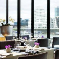 Отель Hyatt Regency Düsseldorf Германия, Дюссельдорф - отзывы, цены и фото номеров - забронировать отель Hyatt Regency Düsseldorf онлайн питание фото 3