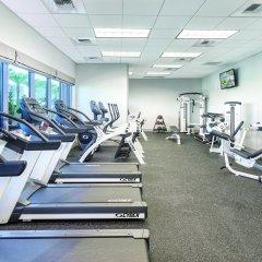 Отель Wyndham Desert Blue США, Лас-Вегас - отзывы, цены и фото номеров - забронировать отель Wyndham Desert Blue онлайн фитнесс-зал фото 2