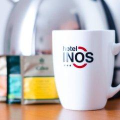 Inos Hotel фитнесс-зал