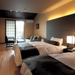 Отель Shikisai Тояма комната для гостей фото 3